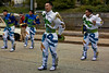 <center>Latino Dancers  <br><br>Columbus Day Parade and Festival<br>Providence, Rhode Island</center>