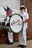 <center>Monroe Dairy Drummers  <br><br>Columbus Day Parade and Festival<br>Providence, Rhode Island</center>